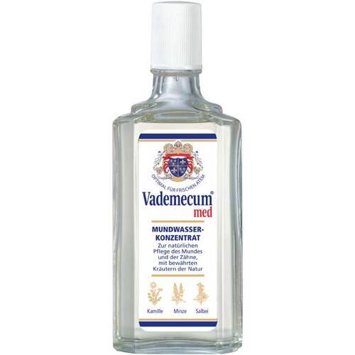 Vademecum med Mundwasserkonzentrat - 3