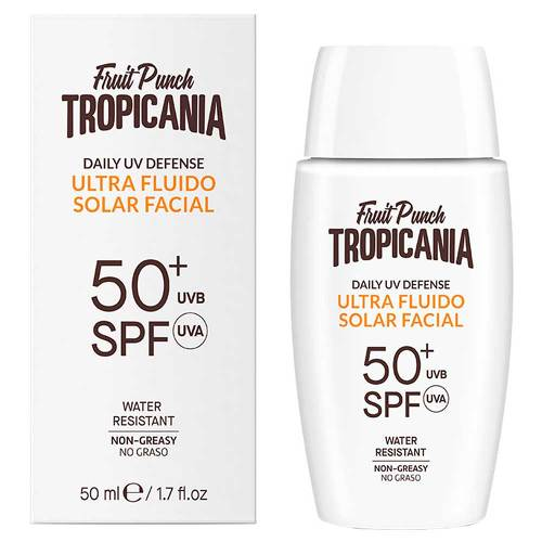 TROPICANIA Sonnenschutz Fluid LSF50+ für das Gesicht - 1