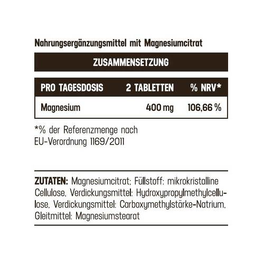 Magnesiumcitrat Balasense 200 mg - 2