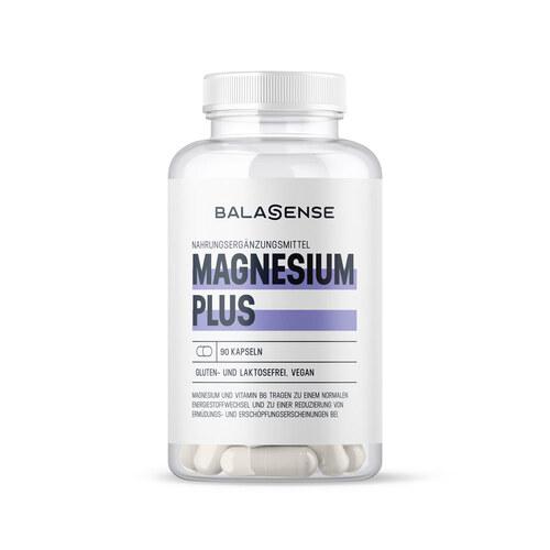 Magnesium Plus 500 mg Balasense Kapseln - 1