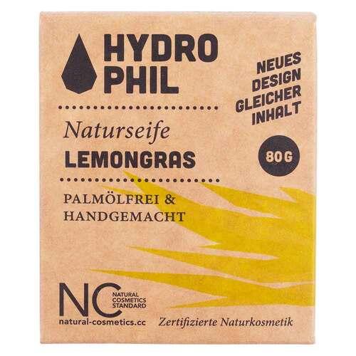 Lemongras Naturseife Hydrophil - 1