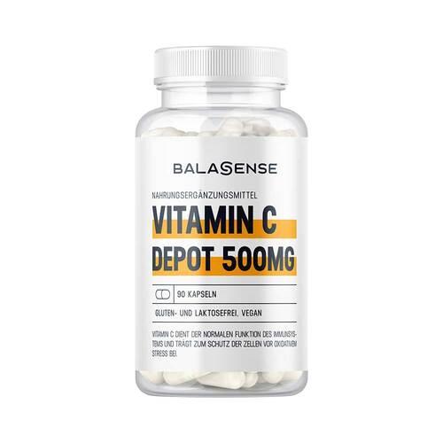 Vitamin C Depot 500 mg Balasense - 1