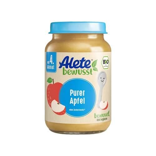 Alete Bio Purer Apfel - 1