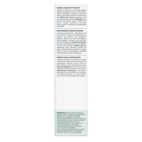 Skinfy mattierende Feuchtigkeitscreme für ölige Haut - 2