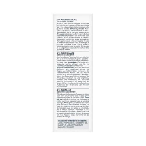 Skinfy porenverfeinerndes Serum mit Salicylsäure - 2