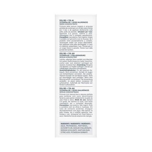 Skinfy Feuchtigkeitsserum mit Vit B5 und Hyaluron - 2