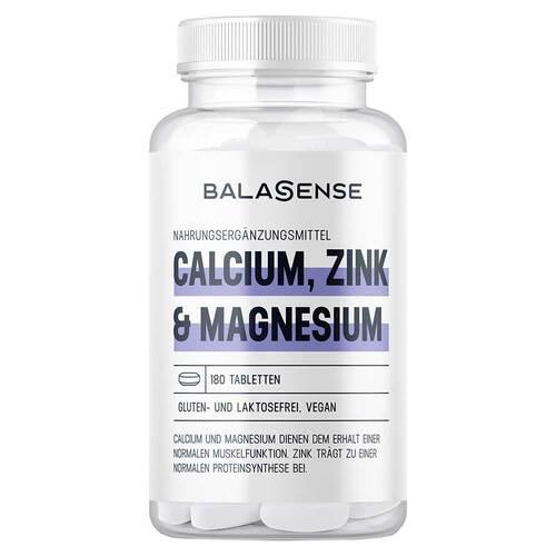 Calcium, Zink & Magnesium Balasense - 1