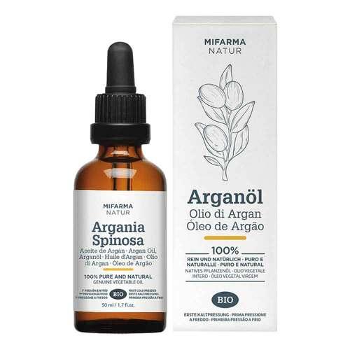 Mifarma Natur 100% reines Arganöl - 1