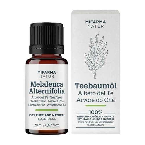 Mifarma Natur 100% reines Teebaumöl - 1