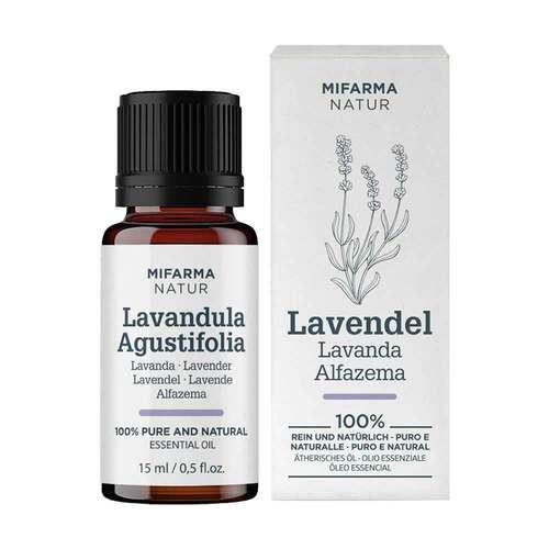 Mifarma Natur 100% ätherisches Lavendelöl - 1