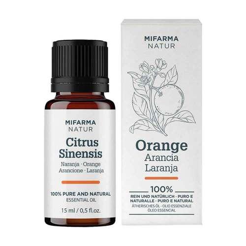 Mifarma Natur 100% reines Orangenöl - 1