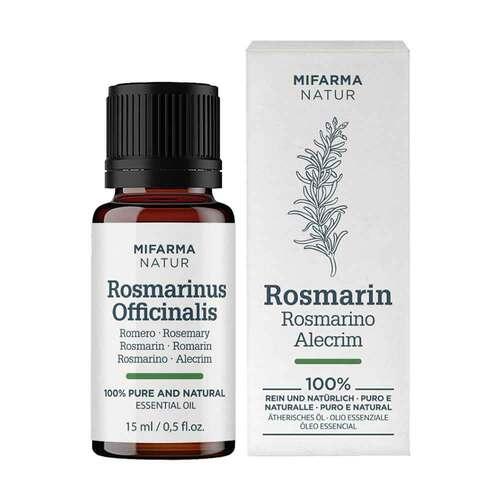 Mifarma Natur 100% ätherisches Rosmarinöl - 1