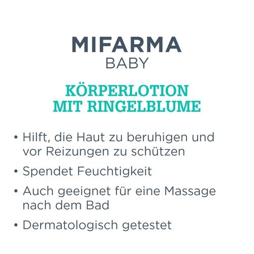 Mifarma Baby Körperlotion mit Ringelblume - 2