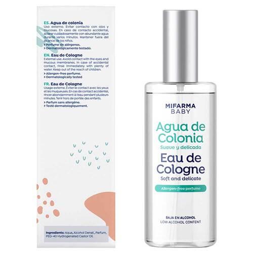 Mifarma Baby Parfüm ohne Allergene - 3