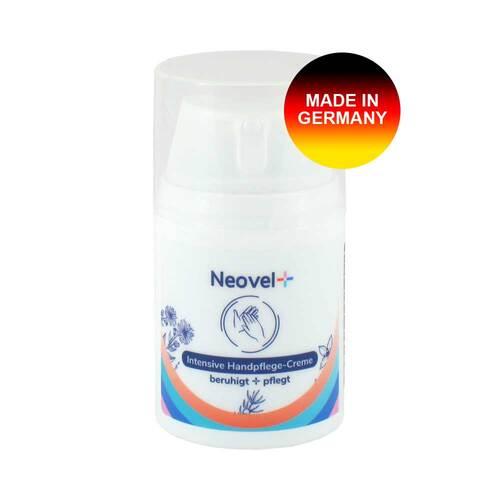 Intensive Handpflegecreme Neovel+ im Dosierspender - 1