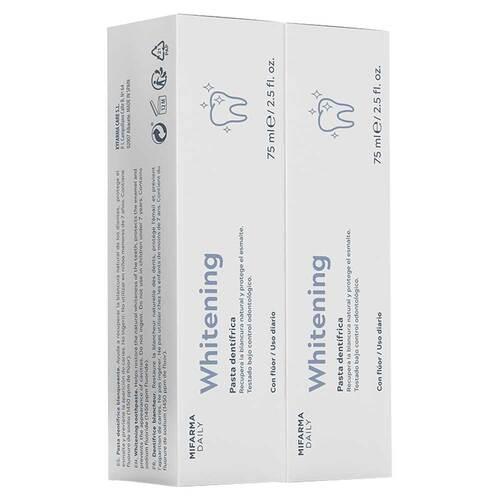 Mifarma Zahnpasta natural white - 1