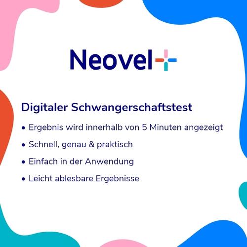 Neovel+ Digitaler Schwangerschaftstest - 2