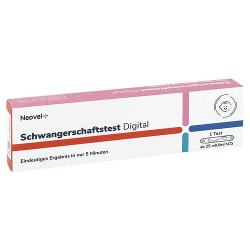 Neovel+ Digitaler Schwangerschaftstest - 3