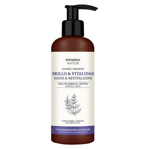 MIFARMA NATUR Shampoo Glanz & Vitalität - 1