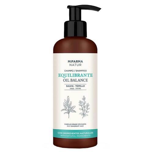 MIFARMA NATUR ausgleichendes Shampoo - 1