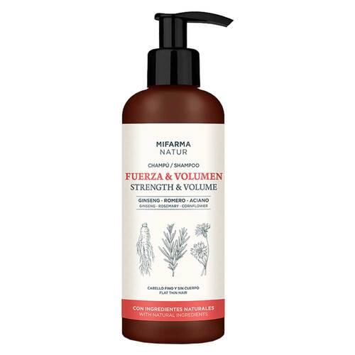 MIFARMA NATUR Shampoo Kraft & Volumen - 1