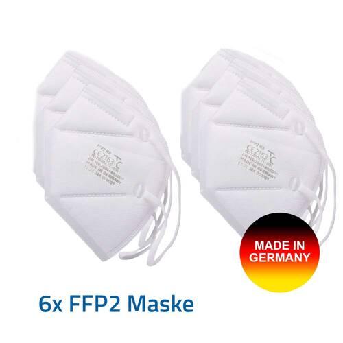 Atemschutzmaske FFP2 Made in Germany - 1