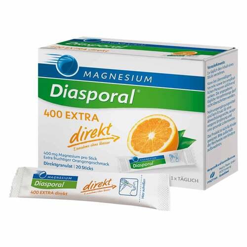 Magnesium Diasporal 400 Extra direkt Granulat - 1