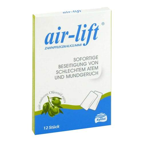 Air-Lift Zahnpflegekaugummi - 1