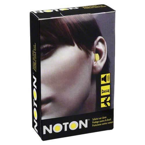 Noton Gehörschutzpfropfen - 1