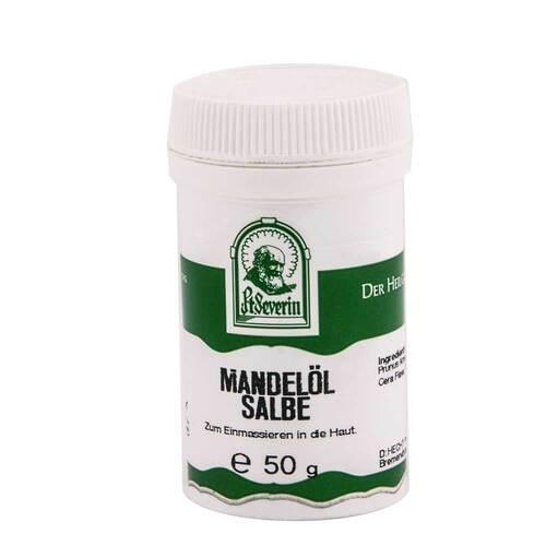 Mandelöl Salbe - 1