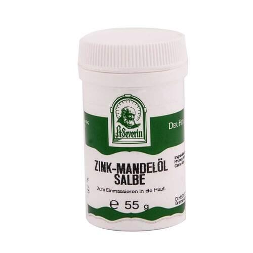 Zink Mandelöl Salbe - 1