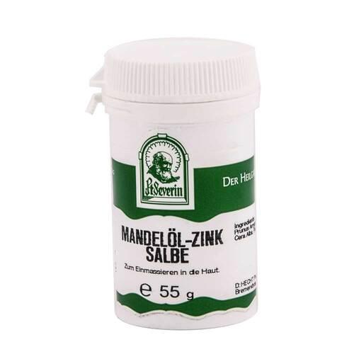 Mandelöl-Zink Salbe - 1