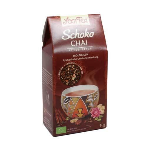 Yogi Tea Schoko lose - 1