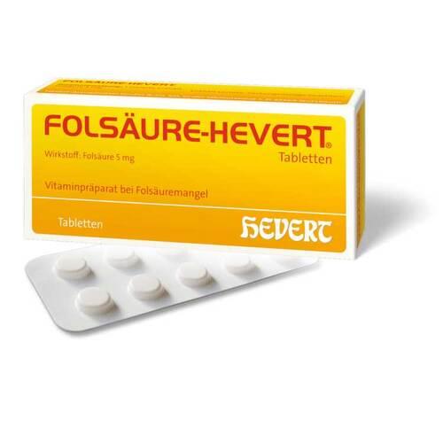 Folsäure Hevert Tabletten - 1
