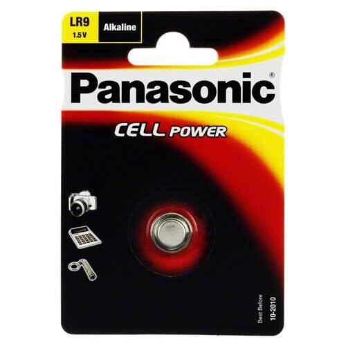 Batterien Knopfzelle LR 9 PX - 1