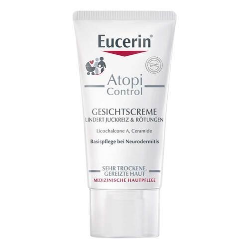 Eucerin AtopiControl Gesichtscreme - 1