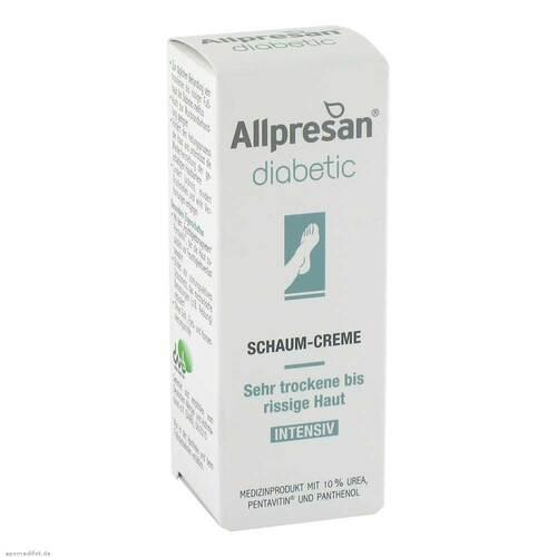 Allpresan diabetic Intensiv Schaum - 1