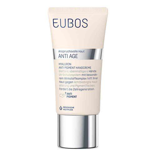 Eubos Anti-Age Hyaluron Anti-Pigment Handcreme LSF 15 - 1