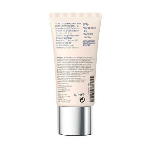 Eubos Anti-Age Hyaluron Anti-Pigment Handcreme LSF 15 - 2