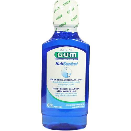 GUM Halicontrol Mundspülung ohne Alkohol - 1