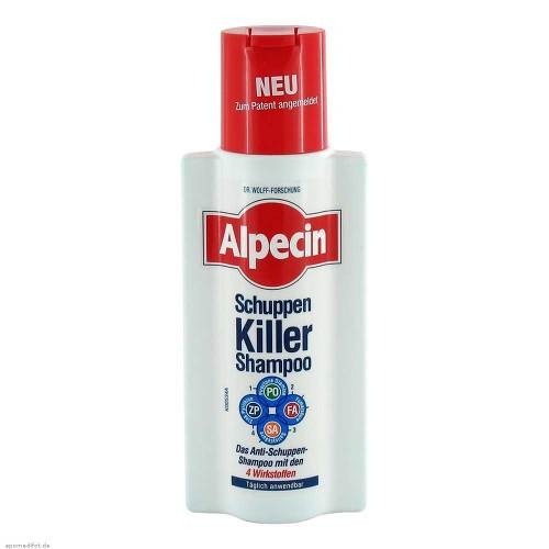 Alpecin Schuppen Killer Shampoo - 1