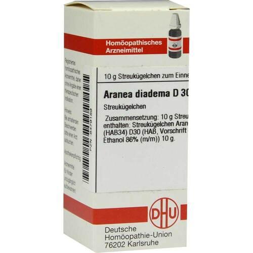 Aranea diadema D 30 Globuli - 1