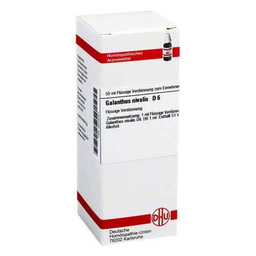 Galanthus Nivalis D 6 Dilution - 1
