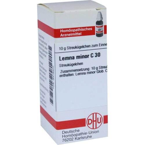 Lemna Minor C 30 Globuli - 1