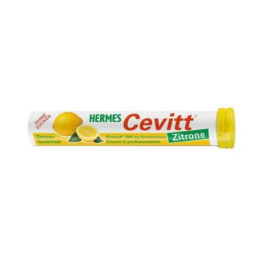 Hermes Cevitt Zitrone Brausetabletten - 1