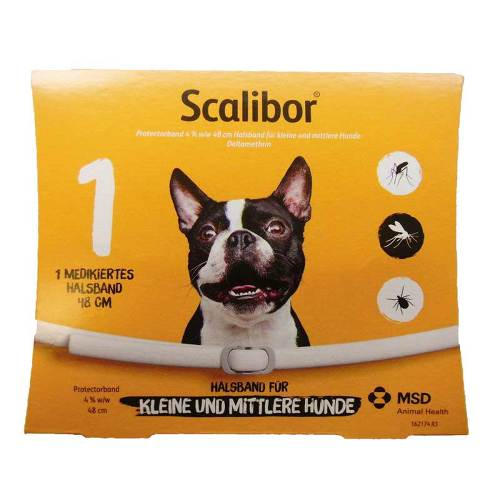 Scalibor Protectorband vet. (für Tiere) - 1
