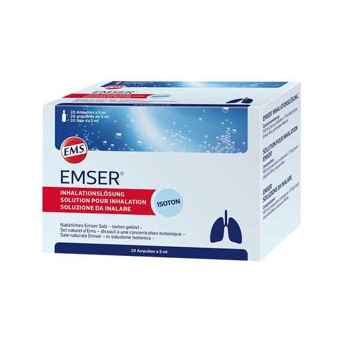 Emser Inhalationslösung - 2