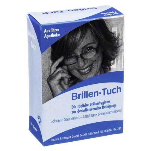 Brillen Tuch - 1