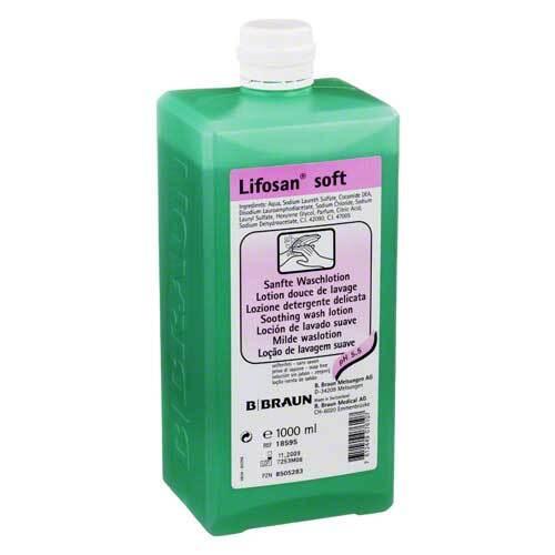 Lifosan soft Spenderflasche - 1