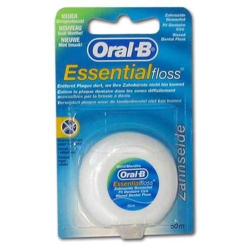ORAL B Zahnseide gewachst mi - 1